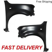 Front Fender Set Of 2 Driver & Passenger Side Fits Nissan Cube Base/S/SL Model