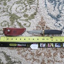 Smith and Wesson Hunting knife made in USA (lot#10607)