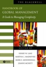 Blackwell Handbook of Global Management: A Guide to Managing Complexity (Blackwe