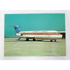 Airways Cymru - BAC 1-11 - GAXMU - Avión Tarjeta postal - Bueno Calidad