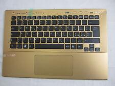 Sony Vaio SVS13 Tastatur mit Rahmen Touchpad IT P/N: 9Z.N6BBF.20E 045-0001-228_A