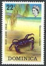 Commonwealth of DOMINICA - 1973 - Blue Land Crab (Gecarcinus ruricola) - #369