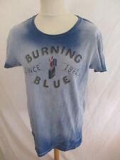 T-shirt Scotch & Soda Bleu Taille L à - 52%