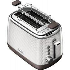Kenwood TCM811WH Mesmerine Toaster weiss 980 Watt 2 Schlitz Toaster 3D-Effekt
