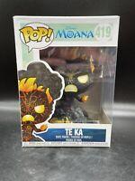 Disney Funko POP! Te Ka Moana Disney Vinyl Figure #419 RARE MINT W/ Protector