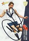 ✺Signed✺ 2012 ADELAIDE CROWS AFL Card MATT CROUCH Future Force