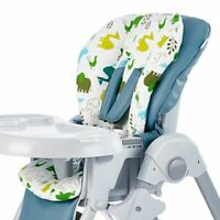 New Baby Kids Highchair Cushion Pad Mat Booster Seats Cushion Pad Mat Feeding On