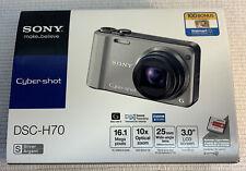 Sony Cyber Shot DSC H70 Digital Camera 16.1 Megapixels 10X Optical Zoom