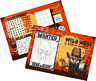 Pack of 12 - Wild West Fun and Games Activity Sheets Party Bags Western Fillers