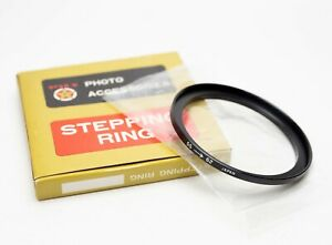 NM! Star-D 55-62mm Step Up Stepping Ring Lens Filter Thread Adapter 55mm-62mm