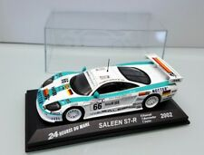 IXO - SALEEN S7-R #66 - 24 HEURES DU MANS 2002 - 1/43 diecast car auto