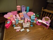 Miscellaneous Lot Barbie Mattel Furniture and Accessories