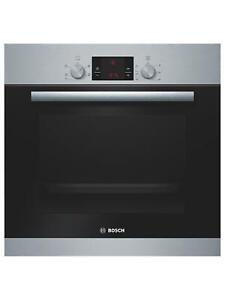 Bosch Single Oven Serie 6 3D Hot Air HBA13R150B