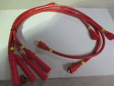 ESCORT MK1,MK2, PINTO, MAGNECOR KV85 HT LEADS. 8.5mm  RED, COMPETITION HT LEADS