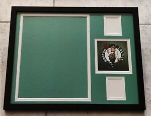 CELTICS BASKETBALL UNSIGNED 11X14 TEAM LOGO PICTURE FRAME FOR YOUR 8X10 PHOTO