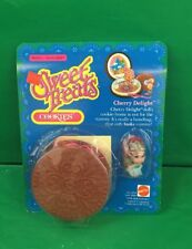 Sweet Treats Cookies Cherry Delight No.2818 MIC 1978 By Mattel Unpunched