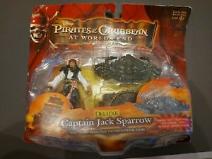 Pirates Of The Caribbean At World's End Deluxe Captain Jack Sparrow