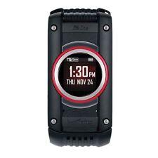 Casio G'zone Ravine 2 C781-Black Verizon Page Plus Basic Rugged Flip Cell Phone