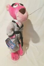 """1980 Touch Of Velvet Poseable Pink Panther #1795 The Lover Plush w/Tags 15"""""""
