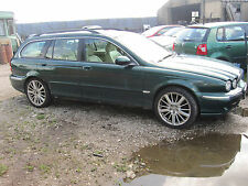 breaking for parts jaguar x type estate o/s mirror