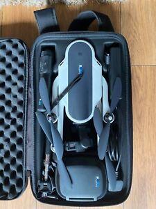 GoPro Karma drone with karma grip and go pro camera hero 5