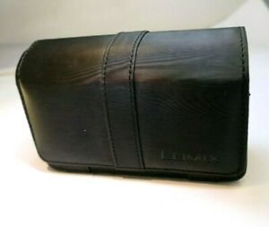"Panasonic camera Protective Leather Pouch Case 4.5X1X3"" Lumix DMC ZS100 LX10"