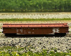 N Scale - MTL New Haven 50' Steel Gondola w/ Low Cover NH 62008 N3964