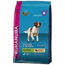 Eukanuba Dog Mature and Senior Lamb and Rice 12kg - 199820