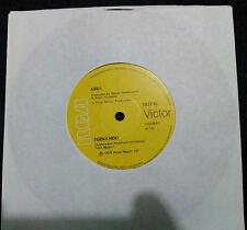 "ABBA - FERNANDO 7"" SINGLE AUSTRALIA"