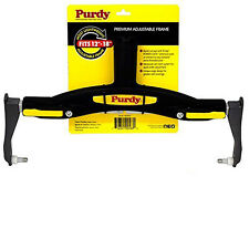 "Purdy Premium 12""-18"" Adjustable Paint Roller Frame *New and Improved*"