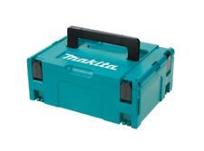 Makita Portable Medium Tool Box Storage Organizer Container Chest Case Latches