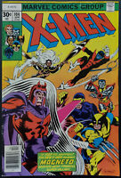 Uncanny X-Men # 104 *VF 8.0* Claremont  Return of Magneto 1977 Bronze Age