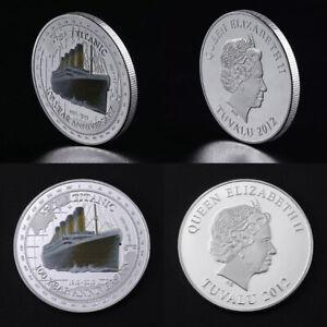 Titanic Coin / Token in Capsule BEAUTIFUL