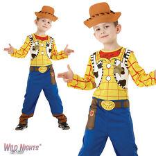 Fancy Dress ~ Niños Woody Toy Story 3 Classic M 5-6 a22e9f5bd42