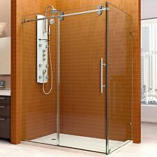 Dreamline SHEN-6134600 Shower Enclosures Enigma-X Showers Sliding Polished Stainless Steel