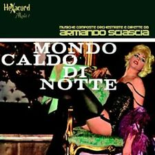 Armando Sciascia: Mondo Caldo Di Notte (New/Sealed CD)