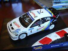 1/43  FORD FOCUS RS EVO COSWORTH / WRC N°4 / SOLIDO / NEUVE  boîte d'origine