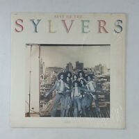 THE SYLVERS The Best Of ST11868 MbC Wally LP Vinyl VG+ Cover Shrink Hole Punch