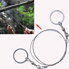 70cm sharp Universal Wire Rope Coping Fret Rescue hand chain Survival Saw---Hot