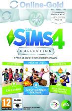 Les Sims 4 - Destination Nature + En Cuisine Accessoires Effrayants PC EA Origin