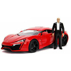 Lykan Hypersport 2014 with figure Dom Fast & Furious 1/18 - 31140 JADA TOYS
