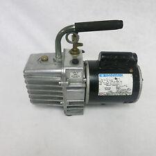 J / B DV 85N 3 CFM, 1/2 HP, 2 -Stage Vacuum Pump