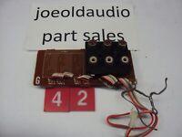Sony STR-V35 Receiver Original RCA Jack Panel Board. Tested. Parting Out STR-V35