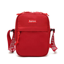Supreme Reflective Repeat Shoulder Bag Box Logo Classic Backpack tasche