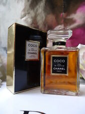 CHANEL COCO EDP 50ml Splash Rare Vintage First Formula 1980s New Sealed Box
