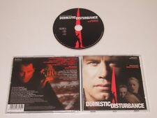 DOMESTIC DISTURBANCE/SOUNDTRACK/MARK MANCINA(VARESE VSD-6313) CD ALBUM