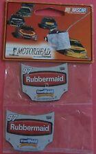 Roush Racing Kurt Busch 97 Rubbermaid Magnet Set of 2 NIP