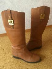 Ralph Lauren Stiefel Boots camel