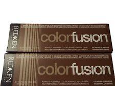 Redken Color Fusion 5N Lightest Brown Neutral Professional  Permanent Haircolor