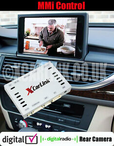 Audi 3G MMI Video Multimedia Rear Reversing Camera Interface A6 A8 Q7 A4 11-15